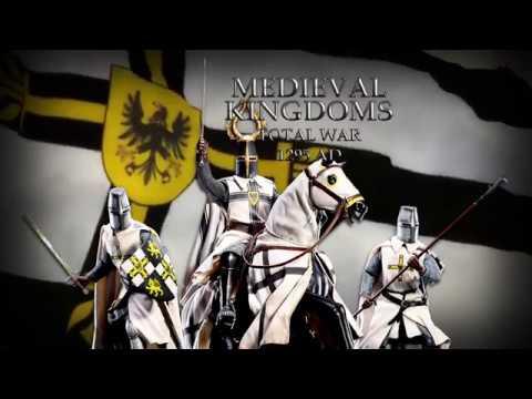 Attila: TW. Medieval Kingdoms 1295. Тевтонский орден #1