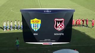 BSK vs SESVETE 0:3 (21. kolo, Druga HNL 18/19)