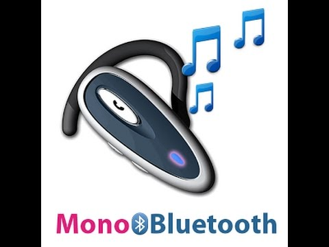 episode 04 : how to listen to music using Mono Bluetooth headsets