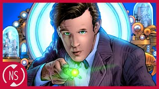 What is Canon? (ft. DOCTOR WHO)    Comic Misconceptions    NerdSync
