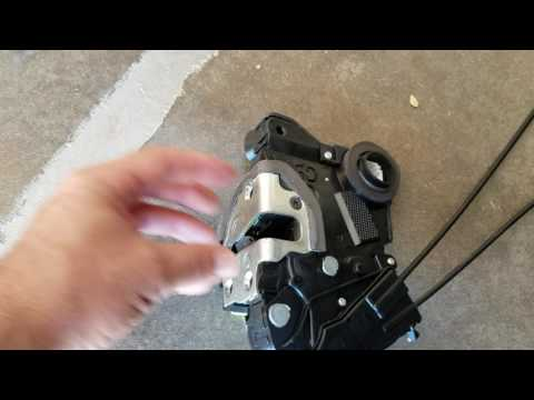2011 Toyota Tacoma Door Actuator Motor Fix Doovi