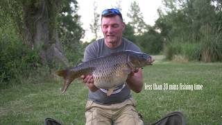 Rob Hughes Fishing  - Hit n Run Sessions -  Off the Top