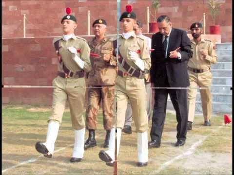 karnal sher khan cadet college anthem