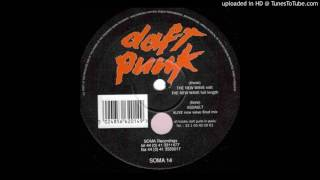 Daft Punk- Alive (New Wave Final Mix) (HIGH QUALITY)