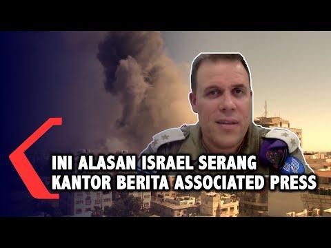 Tiga Alasan Militer Israel Serang Gedung Associated Press Di Gaza