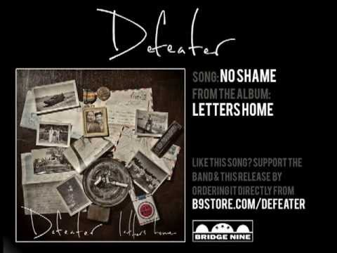 Defeater - No Shame