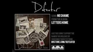 Defeater - No Shame