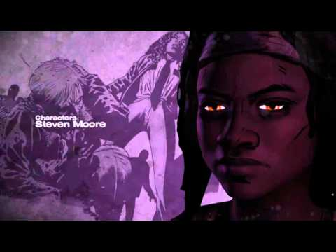 The walking dead michonne музыка из заставки