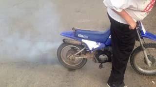 PW80 Burnout Fail?