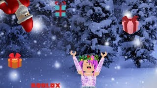 Roblox Santa PLAYED SEVERAL GIFTS FROM HEAVEN! (Adopt Me!)