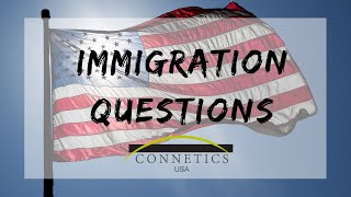 QandA panel session with Connetics COO Tanya Freedman and well-known US Immigration Lawyers
