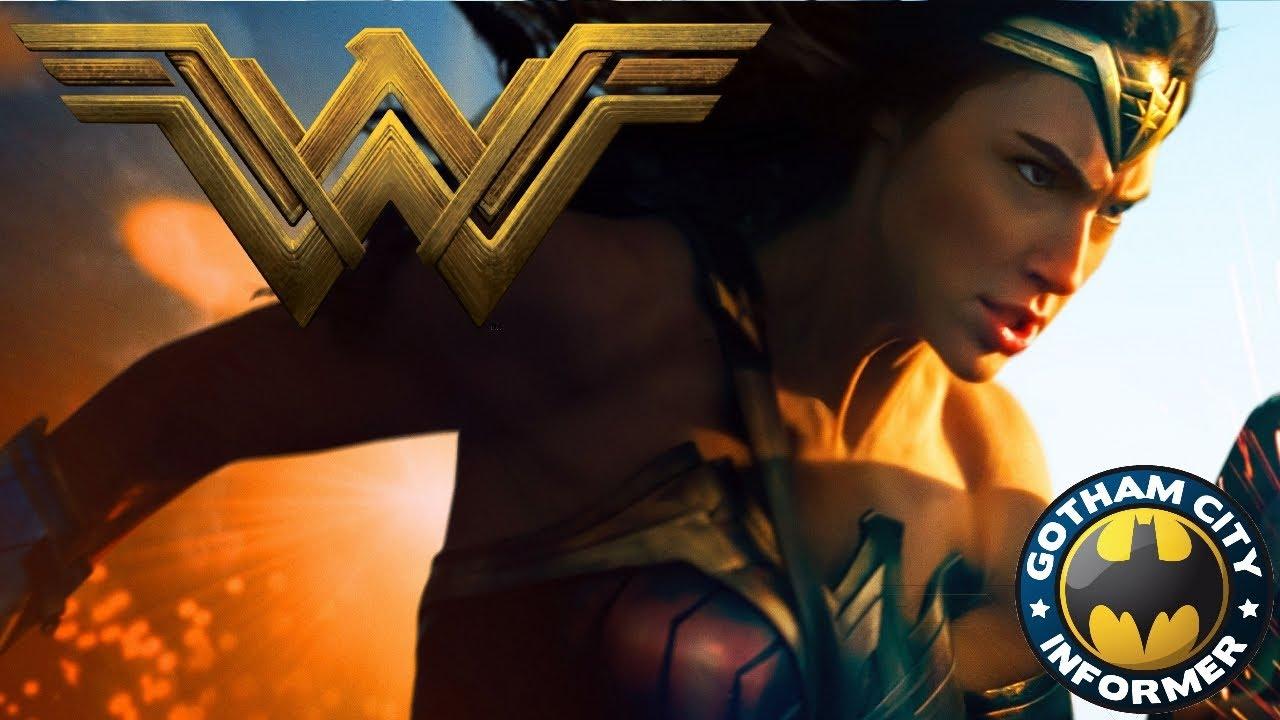 Ver WONDER WOMAN – LA PELÍCULA  | Gotham City Informer | Todo Batman en Español en Español