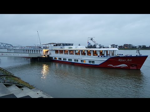 Winterurlaub - Traum von Amsterdam #3 - Flusskreuzfahrt und Silvester in Amsterdam