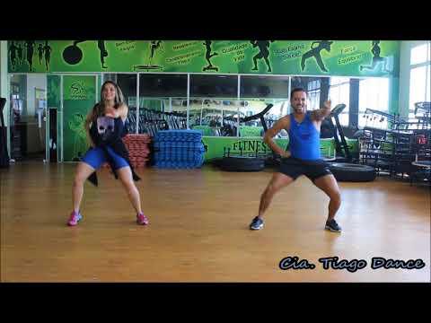 NO GROOVE - Ivete Sangalo feat Psirico COREOGRAFIA CIA  TIAGO DANCE