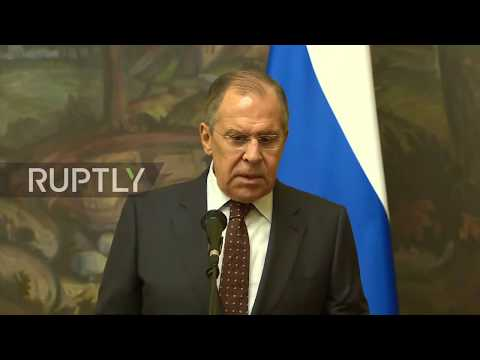 Russia: Follow international law before giving 'ultimatums' to Russia - Lavrov