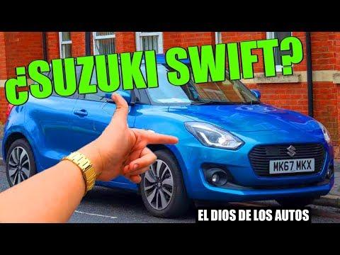 QUE AUTO BARATO ME COMPRO  SUZUKI SWIFT