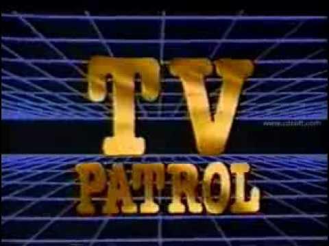 TV Patrol Intro (1987)