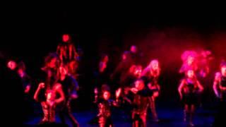 Tanz der Vampire - Finale Zweiter Akt [nicht komplett] (Ronacher/Wien - 08.04.11)
