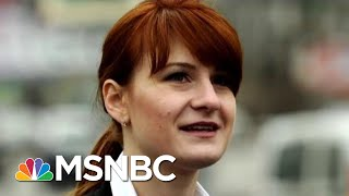 Trump's Claim 'Nobody' Had Contact With RA Demolished By Facts | The Beat With Ari Melber | MSNBC