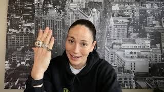 WNBA Legend Sue Bird Delivers A Special Message At The 2021 GeekWire Awards.