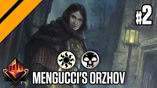 Mengucci's Orzhov Control   Standard Bo1 & 3 | Theros Beyond Death | Mtg Arena