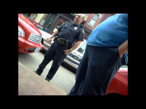 Open Carry detention in St Charles Missouri 2of2