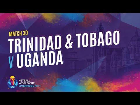 Trinidad & Tobago v Uganda | Match 30 | NWC2019