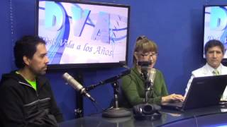 Programa Dale Vida A Los Años - Radio San Borja - 27/09/15 (CUARTO BLOQUE)