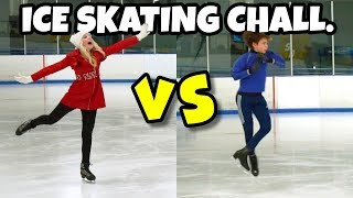 Ice Skating Challenge. Totally TV vs. Kids Figure Skating. Nailed it or Failed it? (2018)