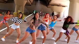 azukita - Steve Aoki, Daddy Yankee, Play N Skillz &amp Elvis Crespo - (Video Dance) Coreog ...