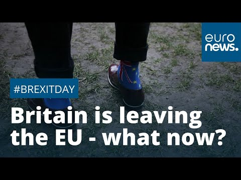Brexit Day: Britain Is Leaving The EU - What Now?
