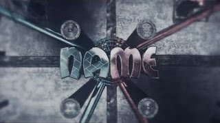 FREE 3D Intro #61 | Cinema 4D/AE Template