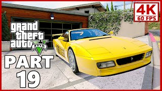 Grand Theft Auto 5 Gameplay Walkthrough Part 19 - GTA 5 (PC 4K 60FPS)