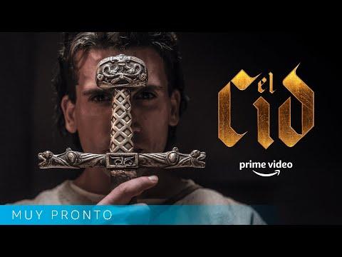 Amazon publica el primer tráiler de 'El Cid'