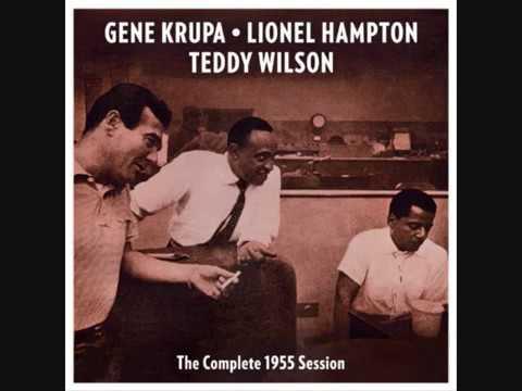 GENE KRUPA  LIONEL HAMPTON   TEDDY WILSON.