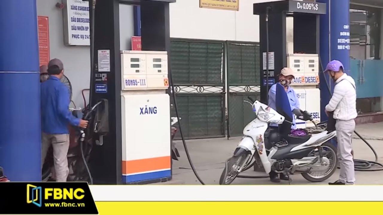 Cảnh báo: thiếu xăng A95 cục bộ | Giờ tin sáng 29/03/2019