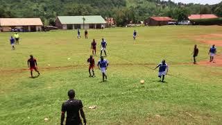 Alfred Wanda - Ugandan High School Soccer Player