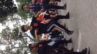 The A-code kpop random dance