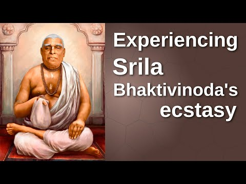 2018-01-06, Experiencing Srila Bhaktivinoda's ecstasy, Salem, Tamil Nadu, India