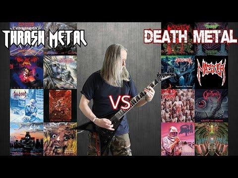 Thrash Metal VS