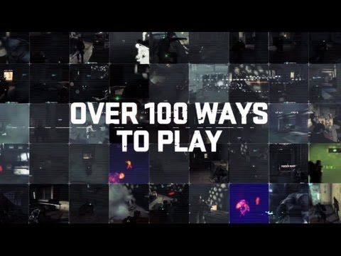 100 Ways to Play | Splinter Cell Blacklist [NORTH AMERICA]