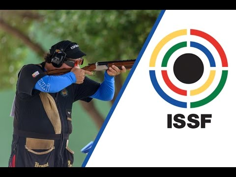 Trap Men Final - 2016 ISSF Shotgun World Cup in Nicosia (CYP)