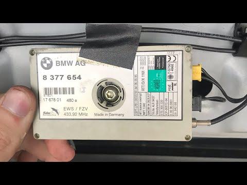 Антенный модуль FZV / не привязывается ключ / Что делать ?
