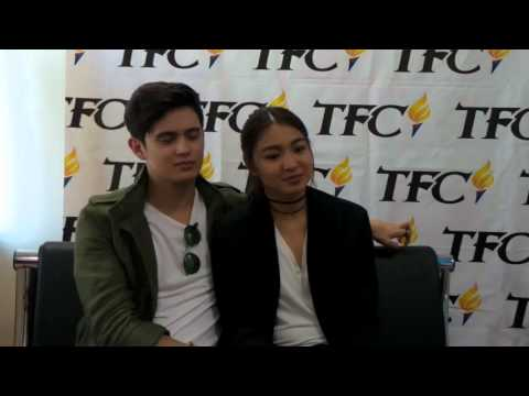 James Reid on the Possiblity of Getting Paired with Kathryn Bernardo