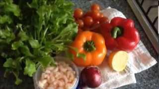 Кулинарный рецепт Легкий Диетический Постный Салат
