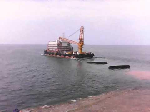 launching barge pelangi tirtamas 2