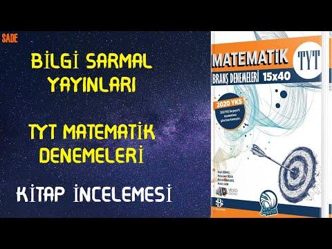 bİlgİ-sarmal-tyt-matematİk-denemelerİ/İnceleme