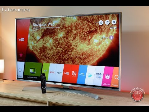 LG 43UJ701V 49UJ701V 55UJ701V Unboxing, price, forum, review