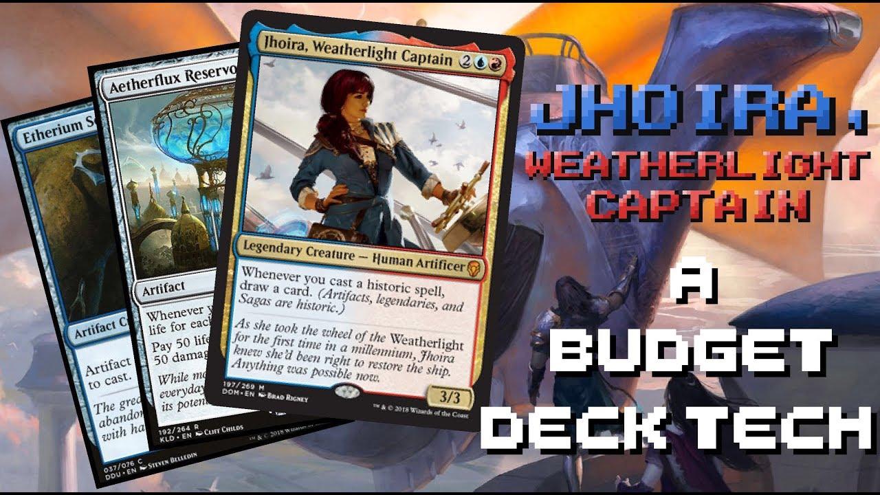 $50 Lightning Fast Artifact Combo Deck! | Super Budget Commander #12