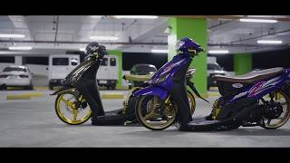 Stance Mio Philippines Mio Sporty CHARAMA9 x DAENG